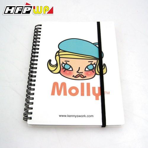 5 折HFPWP 手札A5 Molly 名師 環保 MOSA5