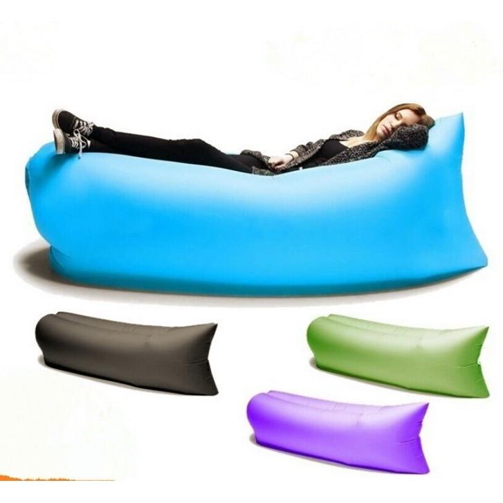空氣沙發充氣床輕量900g 懶人空氣袋折疊水上沙發 顏色款式最齊全Lamzac 同款