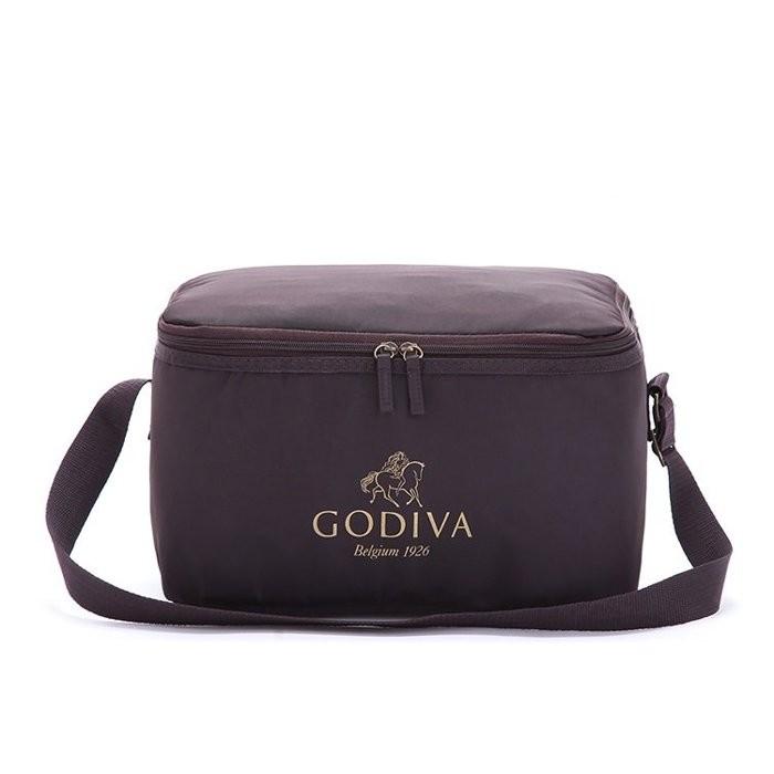 ~Juicy ~ 專櫃GODIVA 巧克力品牌限定母乳保冷袋運輸袋副食品保溫包奶瓶袋野餐包