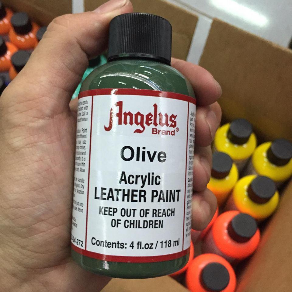 改鞋歸正272 OLIVE Paint 橄欖四盎司一盎司分裝
