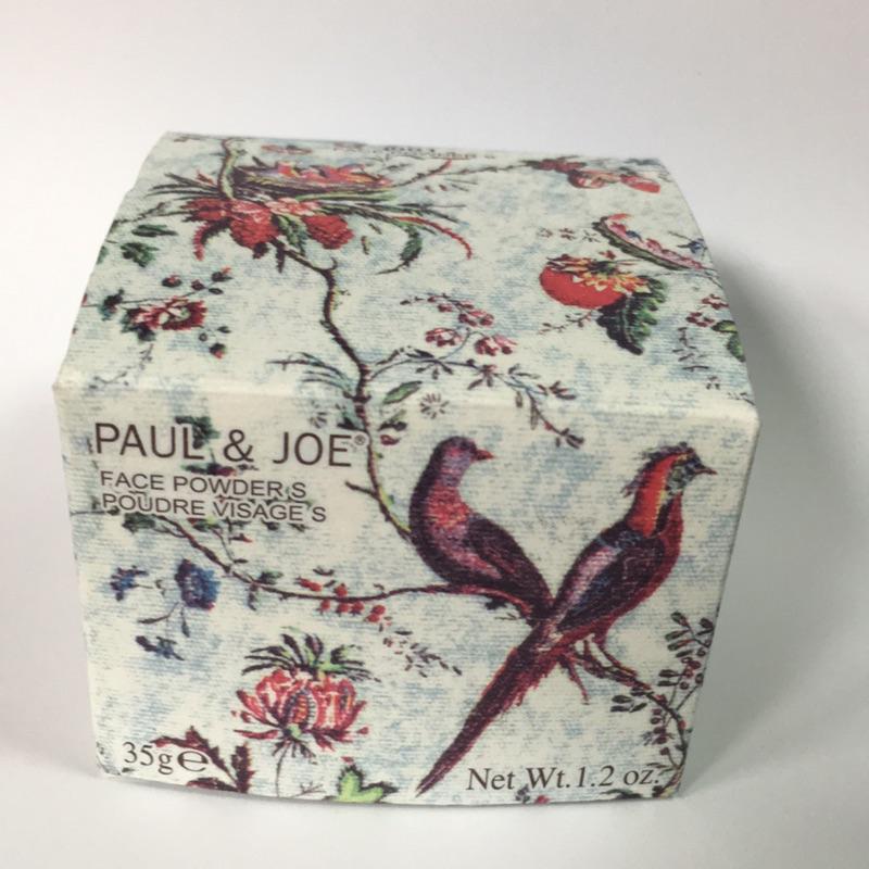 PAUL JOE 秘密花園彩光蜜粉球001 35g