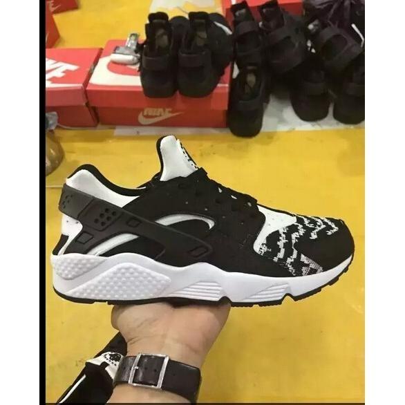 Nike Huarache Run FB QS 華萊士限定配色耐克華萊士虎紋編織40 45