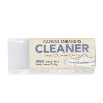限定CLEANER 鞋子橡皮擦白布鞋JEWEL 擦鞋CANVAS SNEAKER 帆布鞋