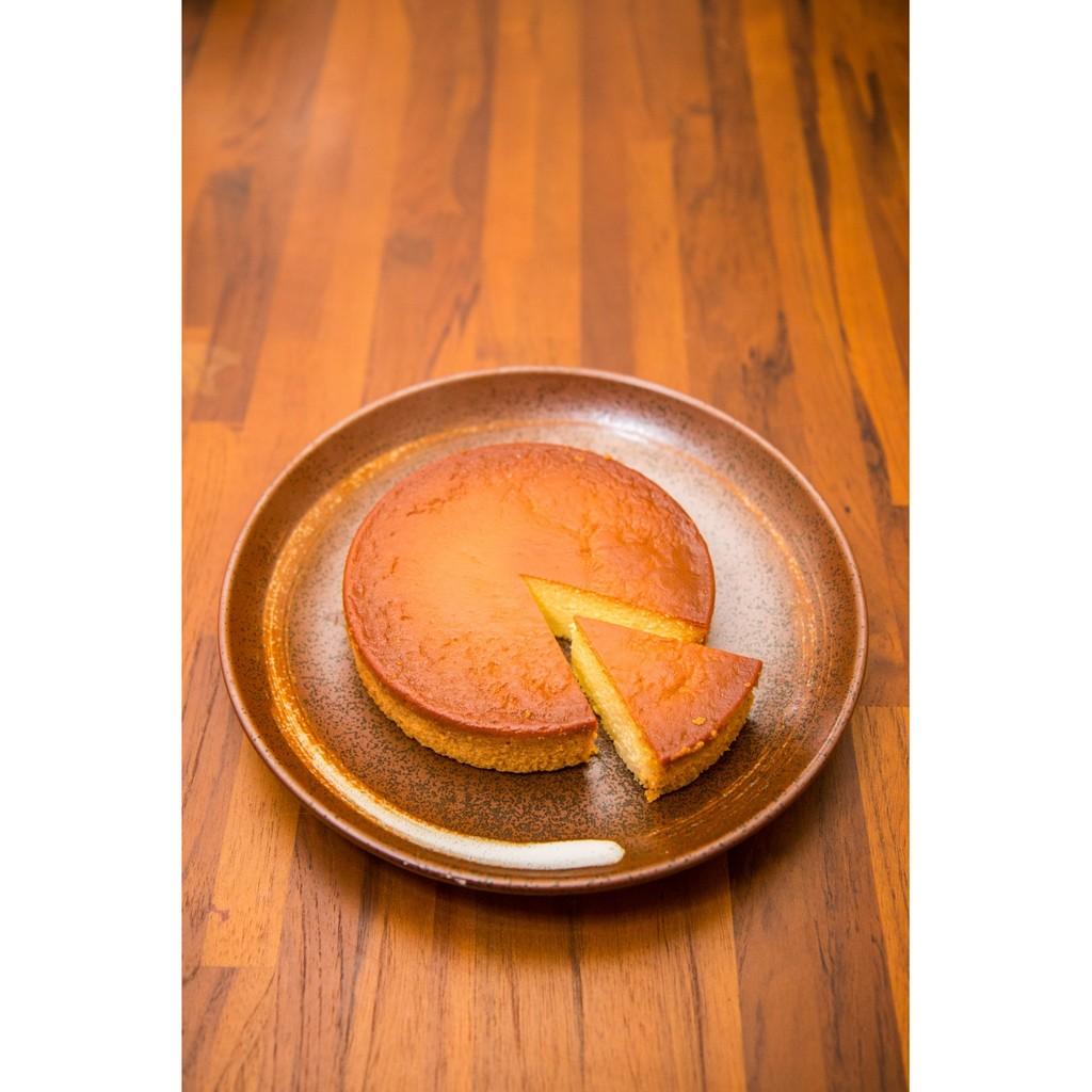 [波波哈妮] 原味焦糖布丁乳酪蛋糕