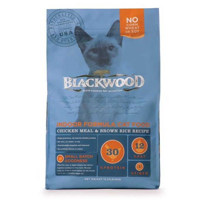 柏萊富室內貓全齡優活配方飼料雞肉糙米1lb 450g