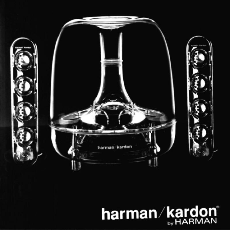 Harman Kardon soundsticks III 水母喇叭3 代九成五新