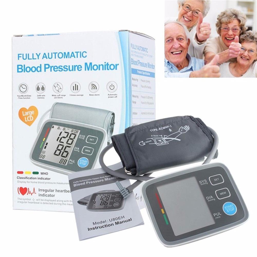 Leegoal 智能電子家用全自動數字上臂血壓計