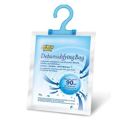 除濕袋吸濕袋衣櫃衣櫥防霉防潮乾燥劑可掛式除濕掛袋一盒5 包袋防潮除濕劑