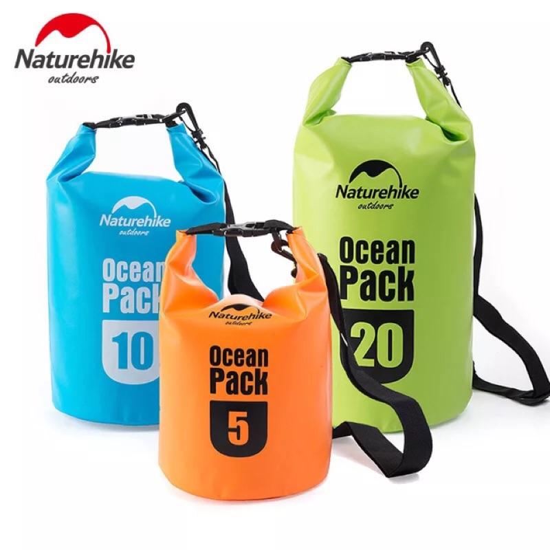 Naturehike 500D 多 戶外防水漂流袋(5L 、10L 、20L )