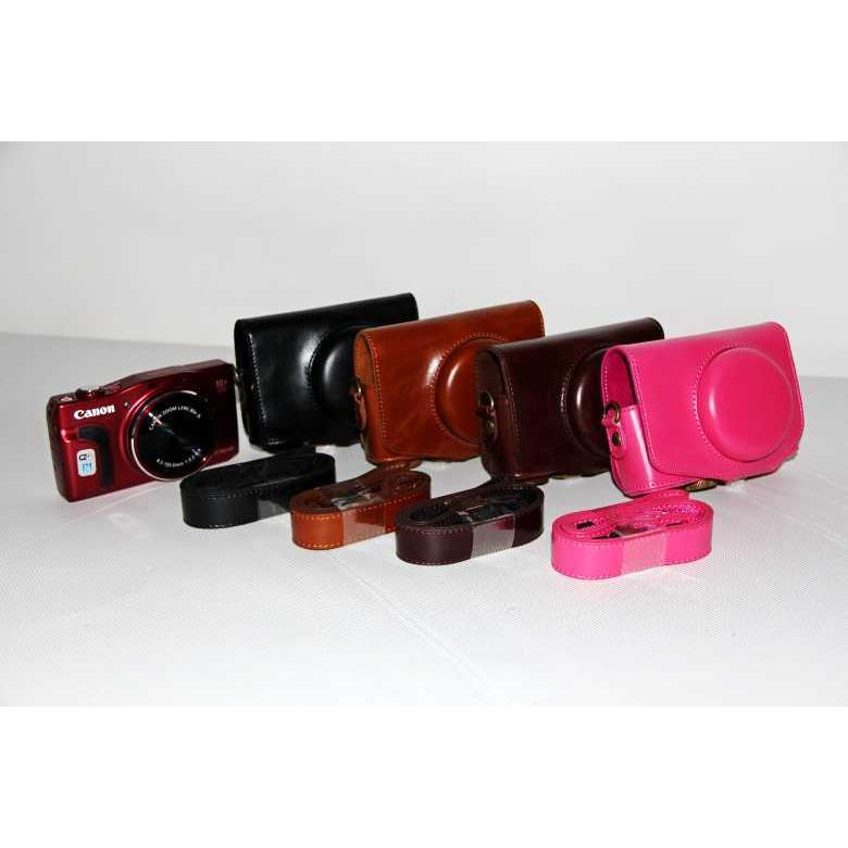 Canon PowerShot SX710 SX700 皮套佳能SX710HS 相機皮套相