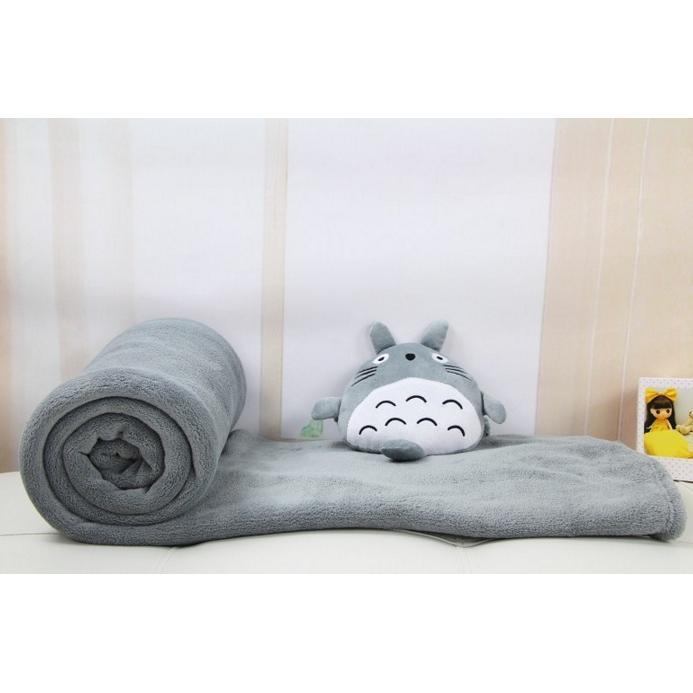 龍貓小小兵草莓向日葵珊瑚絨大毯子床單空調毯大卷毯