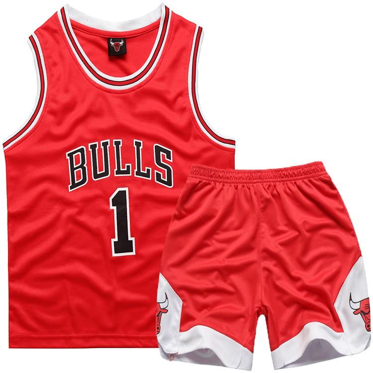 兒童大 男童夏裝短袖速幹籃球服 服胖男孩 背心短褲套裝