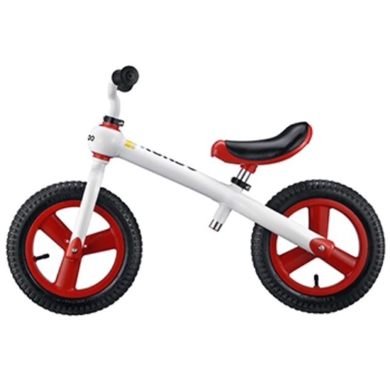 KUNDO EVO 滑步車紅款加贈小車鈴和多 隨身8in1 工具組此物僅能以 寄送,下單請