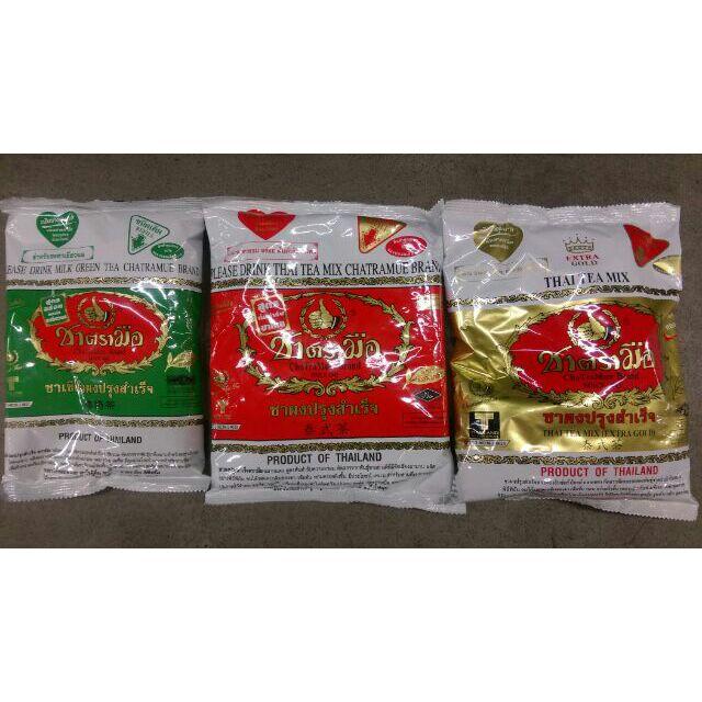 泰國手標泰式茶茶粉,金色,紅色,綠色三種