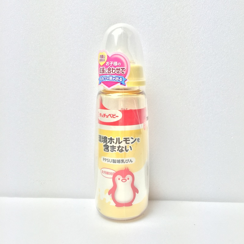 CHUCHU 口徑PPSU 奶瓶240ml