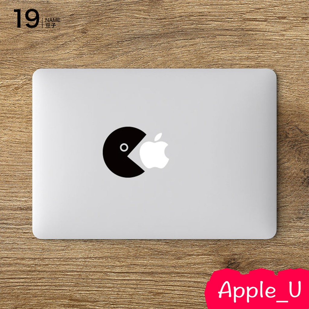 SkinAT Macbook Logo 局部貼膜 貼膜Apple_U