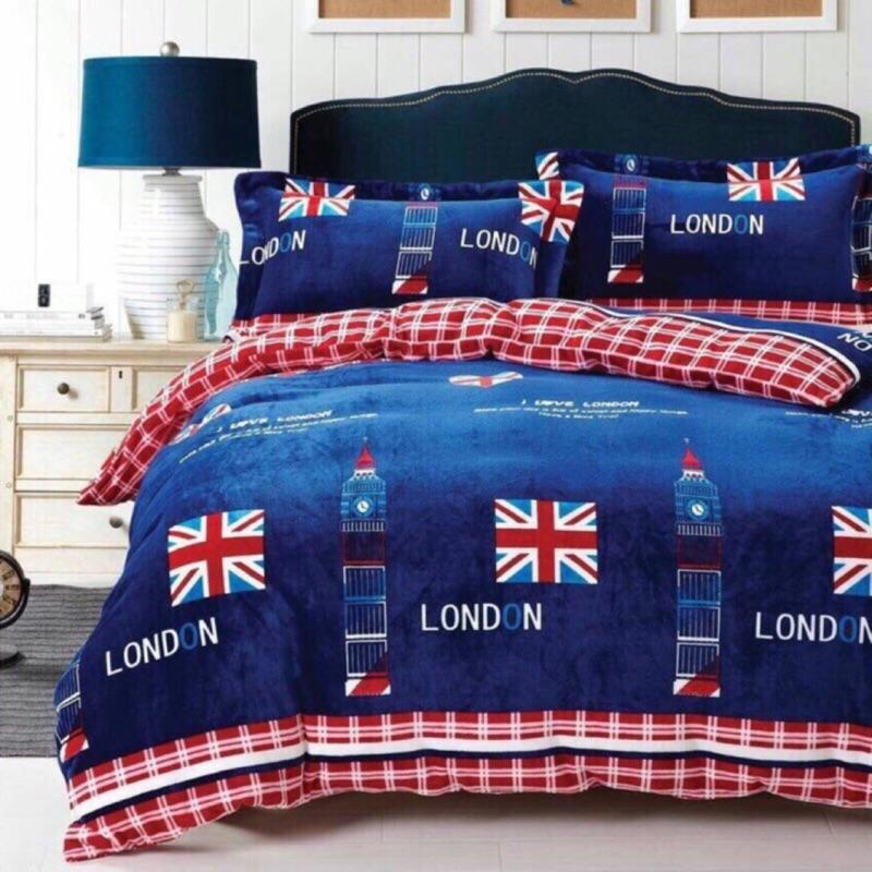 [來成寢具]舒柔棉天絲絨薄床包鋪棉床包四件組床罩七件組雙人、加大、特大