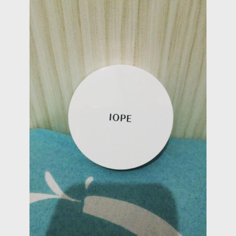 IOPE 水潤光感舒芙蕾粉凝乳氣墊粉餅XP C21 5g