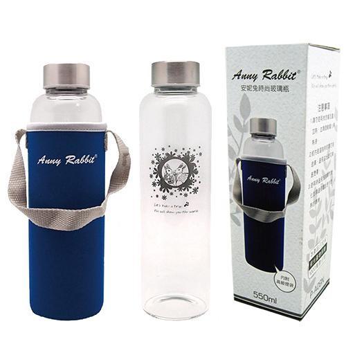 安妮兔 玻璃瓶550ml 大容量160元/1個