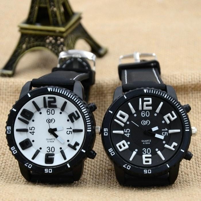 霸氣立體 數字手錶霸氣男士錶超帥休閒登山潮流錶情侶錶