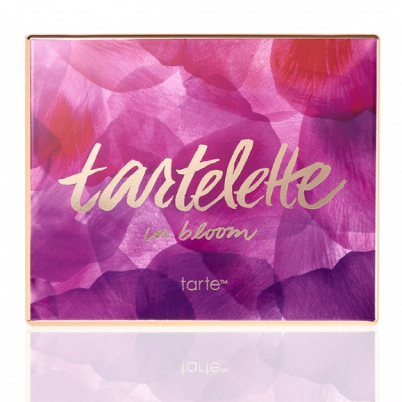 (已截止)tartelette in bloom clay palette Tarte 眼