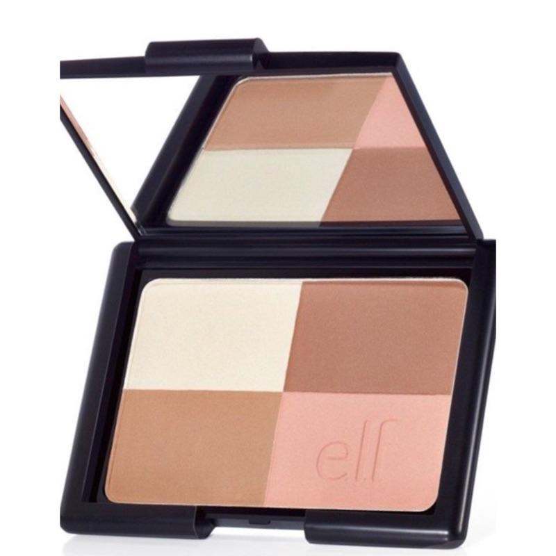 E L F elf 完美顏色古銅色修容盤Color Bronzer ,酷派四星以上 狂推