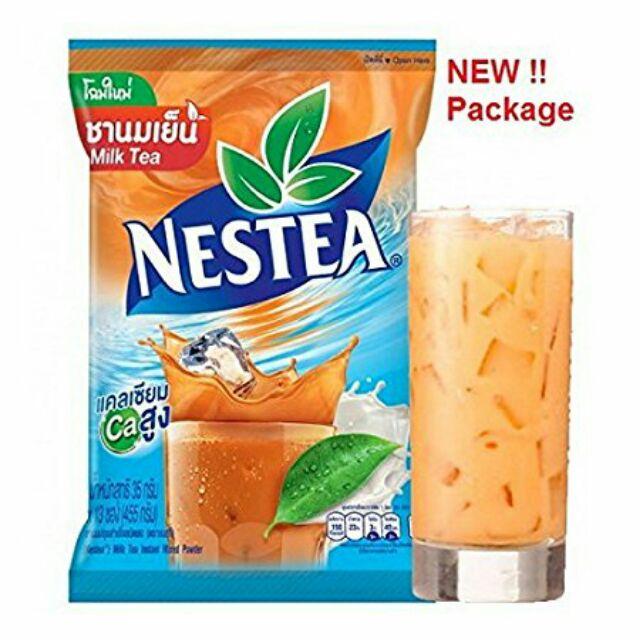 泰國NESTEA 雀巢奶茶泰國奶茶泰式奶茶35 公克13 包