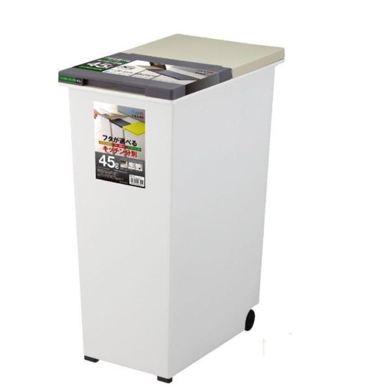 《》 ASVEL EBAN 彈壓式垃圾桶30L H 6362