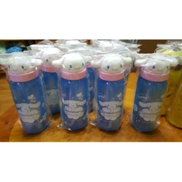 大 販售n 三麗鷗 頭水壺附吸(全4 種)n n 容量500ml n n 蓋子杯身耐熱度1