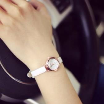 16018 獨享˙ 圓形文青手錶