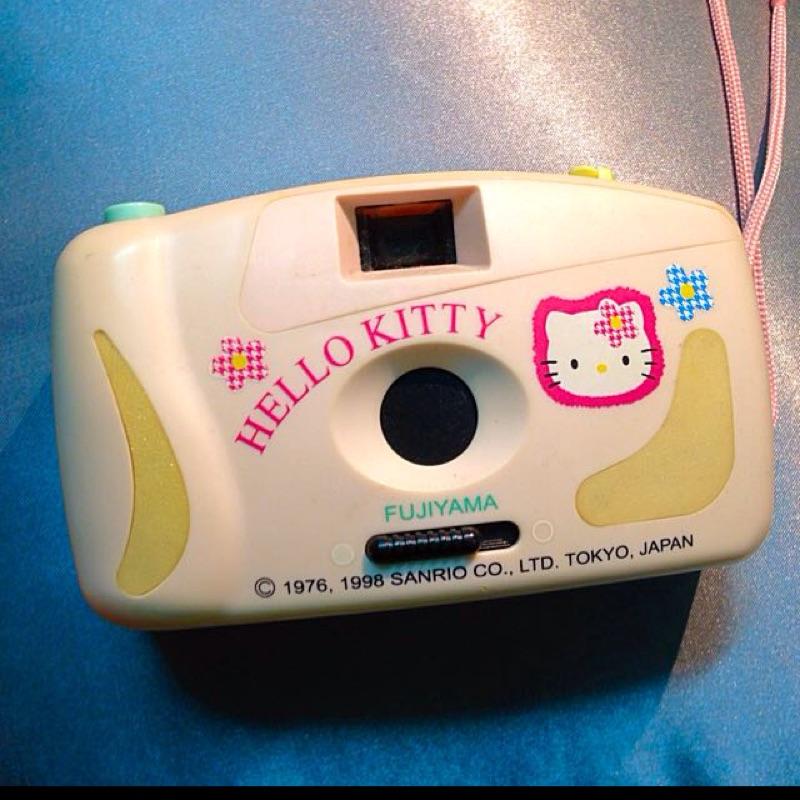 東京hello Kitty 傻瓜相機(僅收藏用過而已)