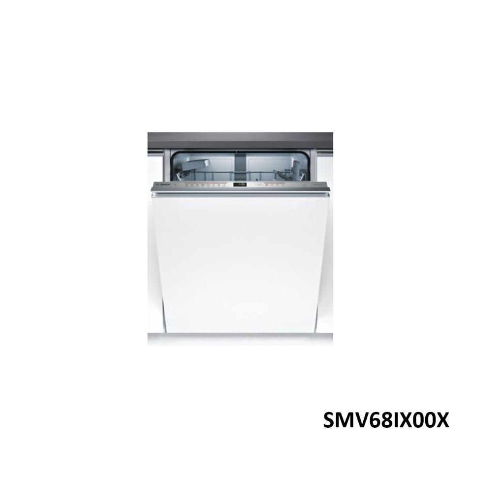 BOSCH 博世 SMV68IX00X 60公分 全嵌式 洗碗機