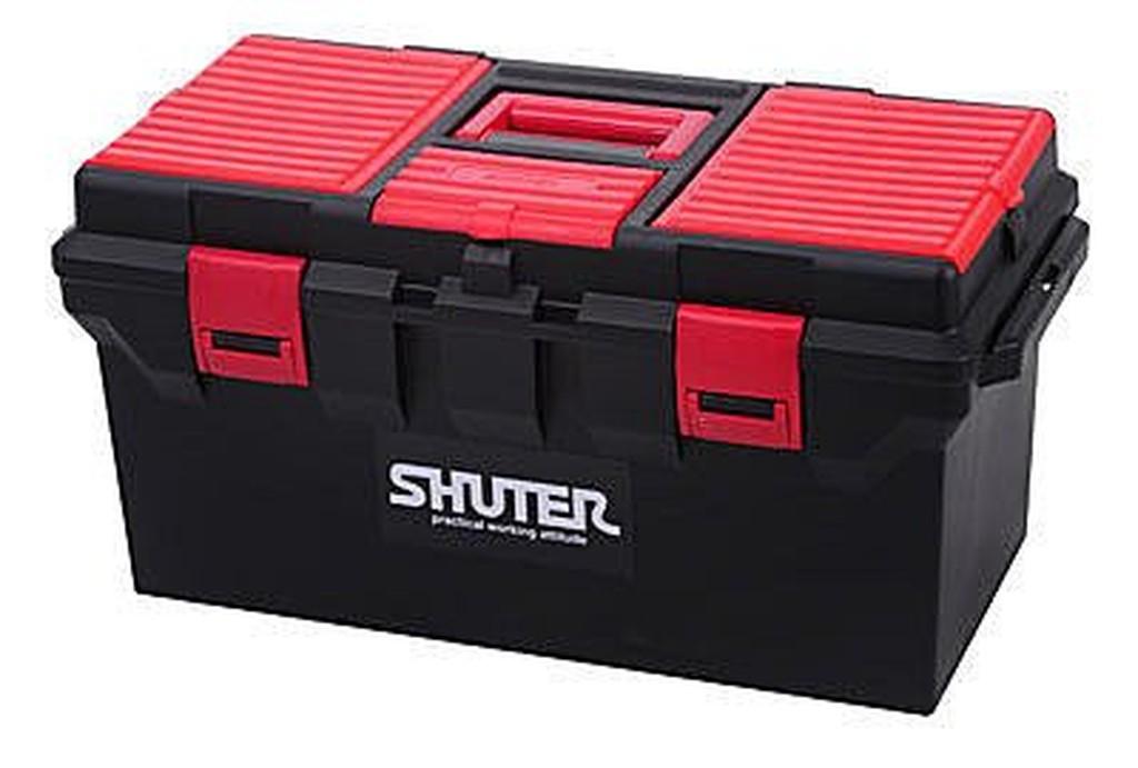 老池工具樹德品牌SHUTER 樹德櫃活動盒置物箱萬用盒工具箱工具盒箱子TB 800
