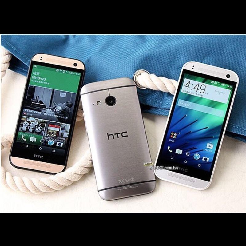 送簡配保護套鋼化膜HTC One mini2 M8 mini LTE 全頻4G 版130