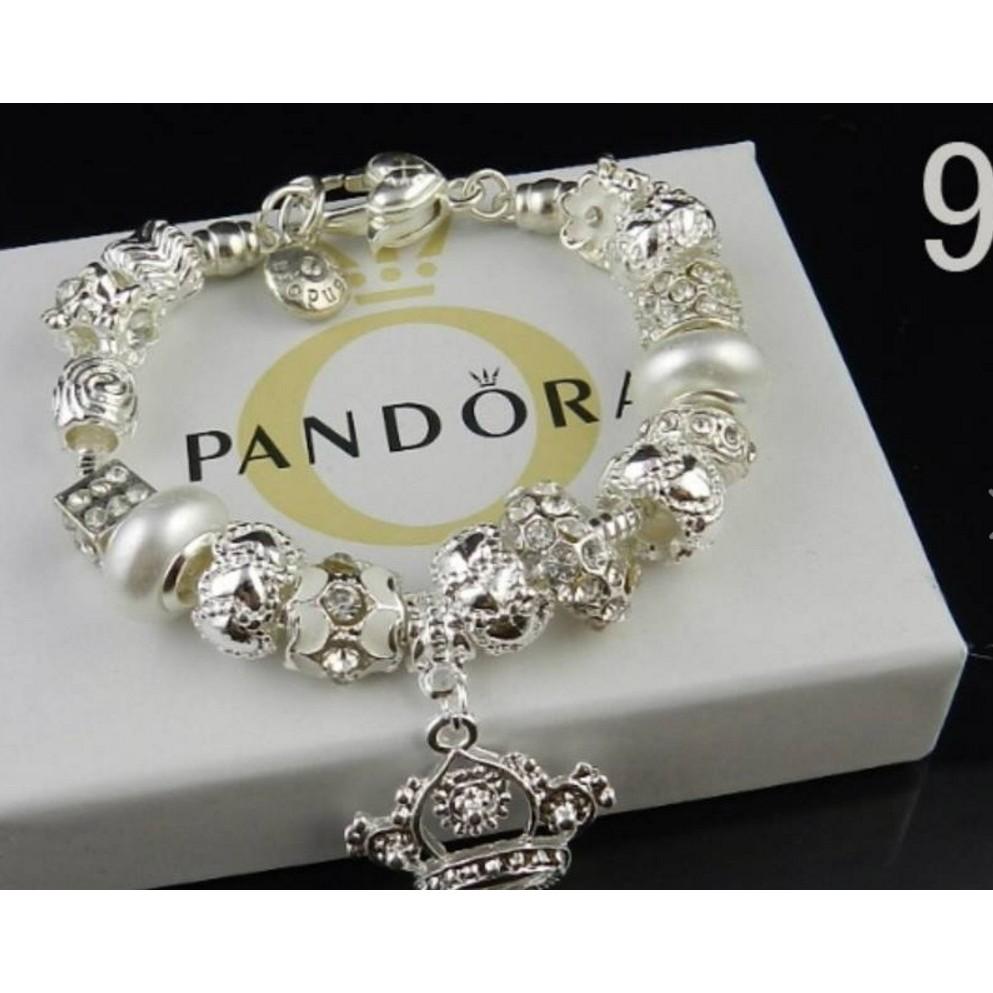 潘多拉手鏈Pandora 手鐲潘多拉手環2016 百搭 款