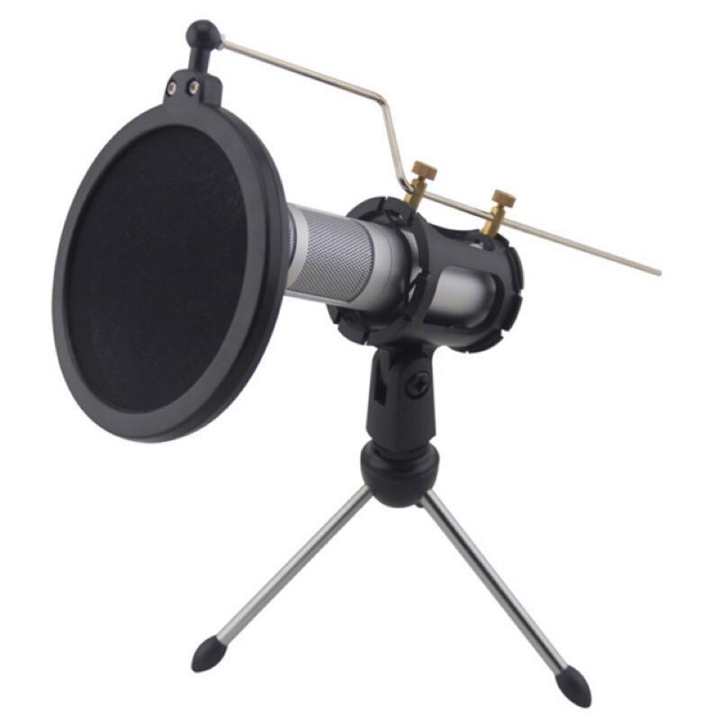 麥克瘋桌上型支架無線藍牙麥克風藍芽途訊 k99 k068 k069 q7 q8 q9 k0