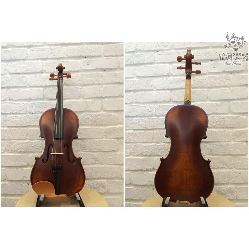 ♪Your Music 愉耳樂器♪BEAUTE ETERNA FL 中級實木小提琴4 4