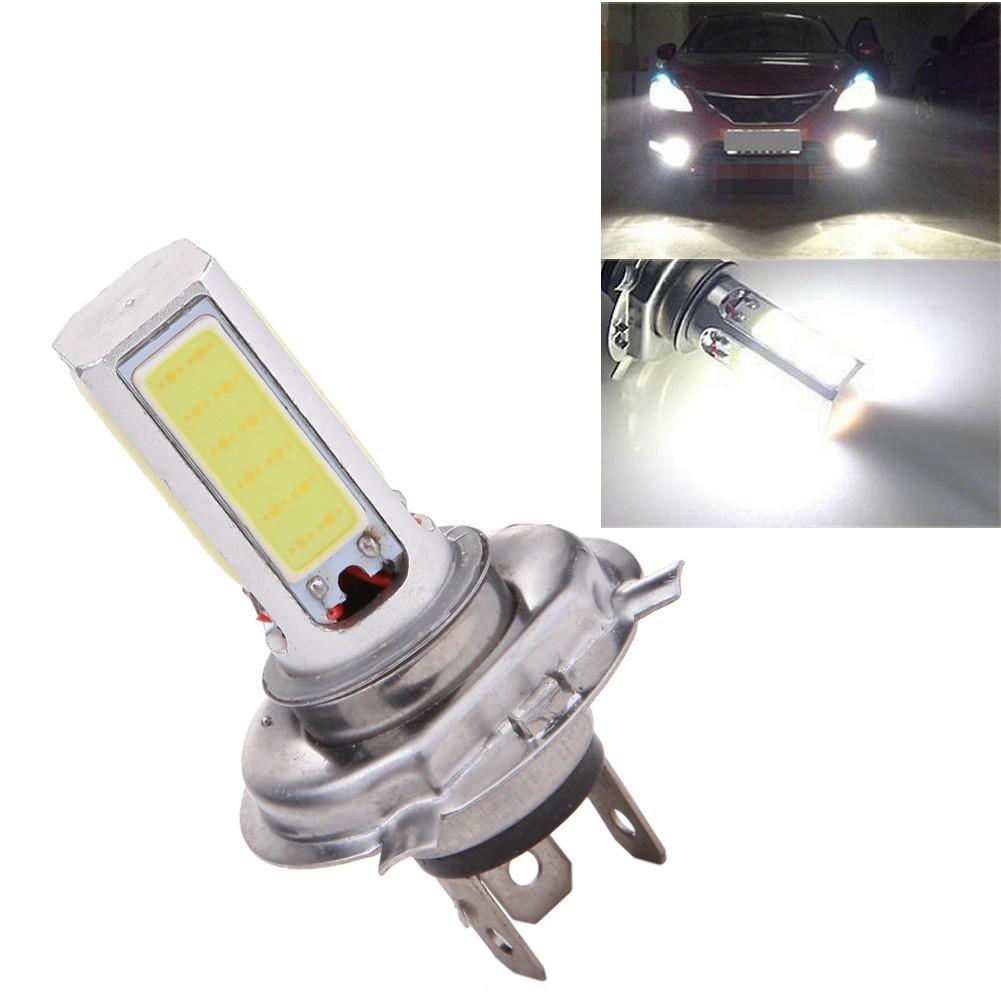 超級明亮的白色20 w H4 汽車穗軸LED 霧日間運行燈DRL 燈直流12 v