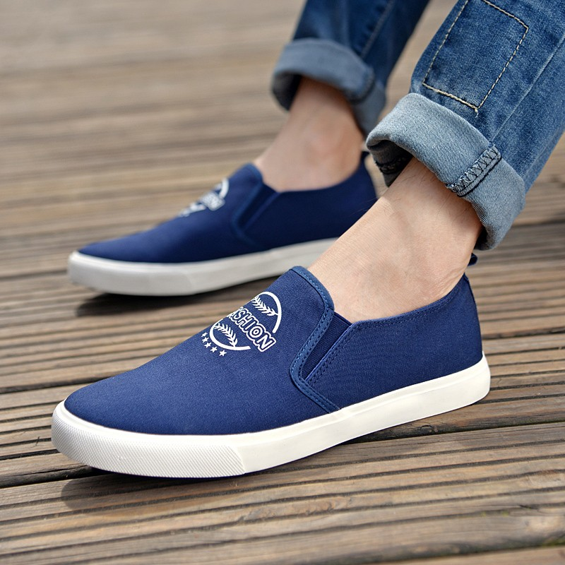 男鞋豆豆鞋懶人鞋休閒鞋涼鞋拖鞋跑步鞋 鞋網球鞋英倫鞋皮鞋球鞋登山鞋休閒涼鞋 男鞋白色帆布鞋