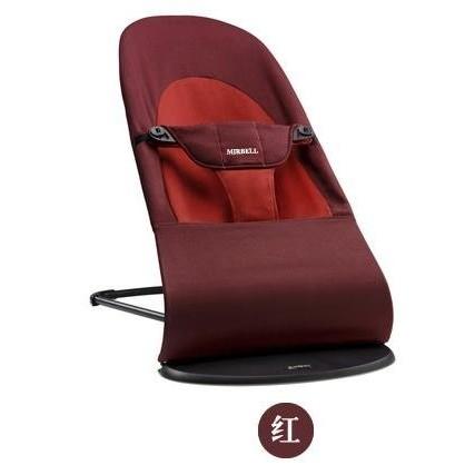 MELBAY 嬰兒搖椅搖籃寶寶安撫躺椅搖搖椅哄睡搖籃床搖床哄寶神器
