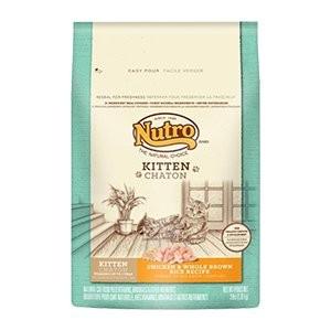 分裝包美士Nutro 特級幼貓懷孕母貓雞肉糙米配方1kg