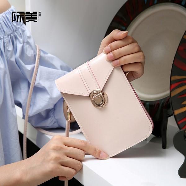 買一送一‼️2016 迷你釦環側背小包包手機包斜背包