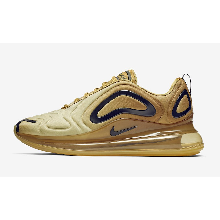 "Nike Air Max 720 ""Desert Gold""沙金色 AO2924-700"
