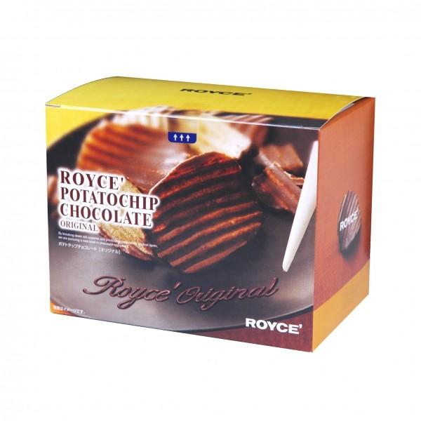 ~松鼠小姐洋菓子店~ROYCE 巧克力洋芋片