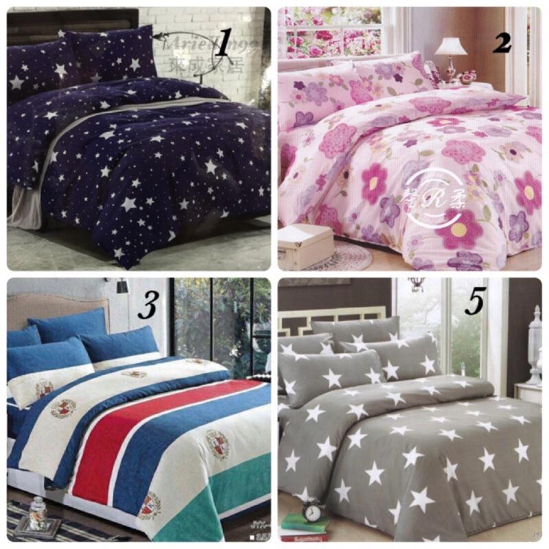 [來成寢具]銷售TOP 1 天絲絨舒柔棉鋪棉床包組薄床包、鋪棉床包、枕套、涼被、兩用被、薄