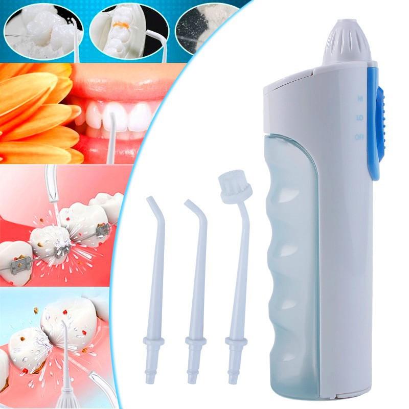 口腔衛生沖洗機牙科牙齒噴射清潔套件