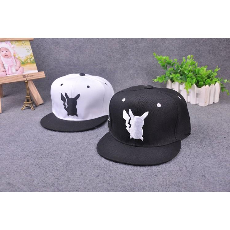 ~ ~神奇寶貝精靈寶可夢皮卡丘帽子~Pokemon Go 口袋怪獸帽子棒球帽