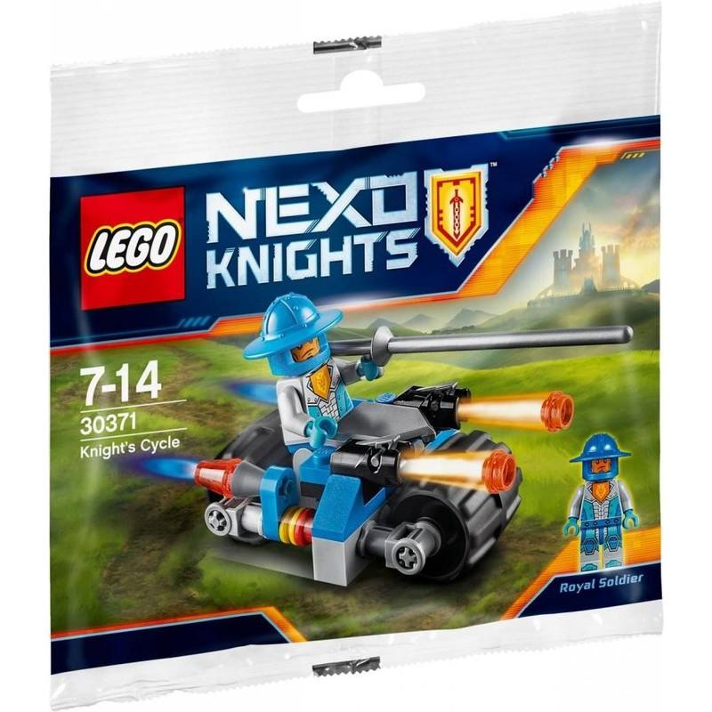 ~積木樂園~樂高LEGO 30371 Nexo Knights 未來騎士團系列騎士摩托車