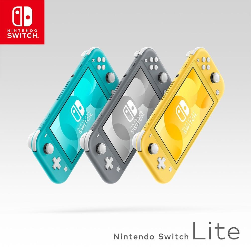 [現貨] 任天堂 Nintendo Switch Lite 台灣公司貨