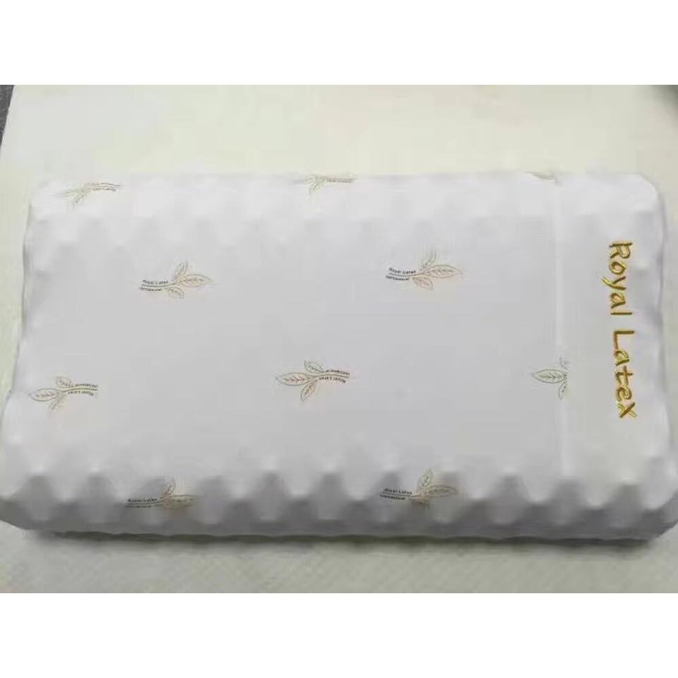 ~ 特惠僅此一團~6 14 收單泰國正品RoyalLatex 皇家乳膠枕頭4 件套4 件組